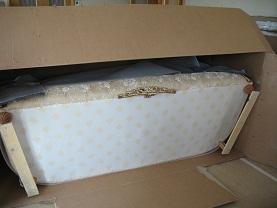 Подъем дивана